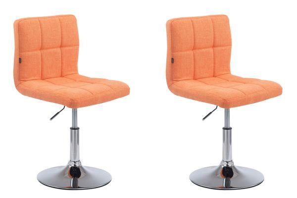 2-Pack Lounge Stol Palma V2 Tyg