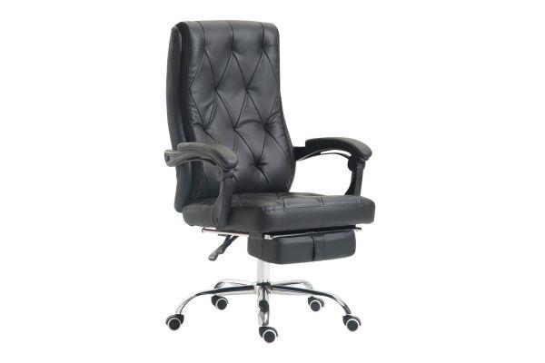 Bürostuhl Gear PU schwarz