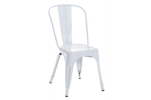 Stuhl Benedikt weiß