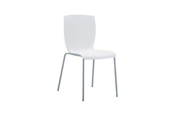 Stuhl MIO weiß